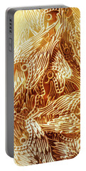 Portable Battery Charger featuring the photograph Spiritual Entanglement by Jorgo Photography - Wall Art Gallery
