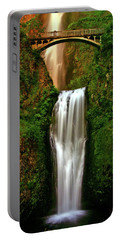 Spiritual Falls Portable Battery Charger