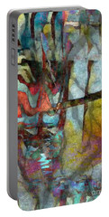 Spirit Quest Portable Battery Charger by Kathie Chicoine