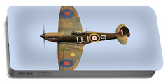 Spitfire Mk 1 R6596 Qj-s Portable Battery Charger