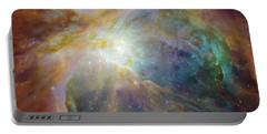 Spitzer And Hubble Create Colorful Masterpiece Portable Battery Charger
