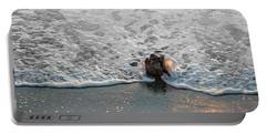 Splash Portable Battery Charger by Glenn Gemmell