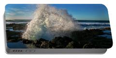 Splashing The Coast Portable Battery Charger