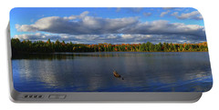 Splendid Autumn View Panoramic Portable Battery Charger