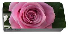 Splendid Rose Portable Battery Charger
