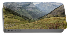 Splendor From Highline Trail - Glacier Portable Battery Charger