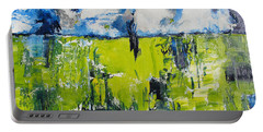 Splendor Of Nature Portable Battery Charger by Lisa Boyd