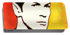 Spock Vulcan Star Trek Pop Art Portable Battery Charger