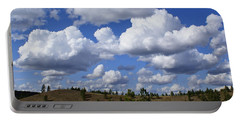 Spokane Cloudscape Portable Battery Charger