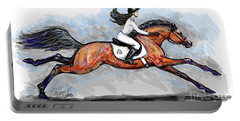Sport Horse Rider Portable Battery Charger