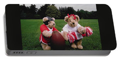 Sporty Teddy Bears Portable Battery Charger