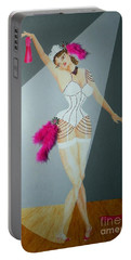 Spotlight On Gypsy -- #5 In Famous Flirts Series Portable Battery Charger