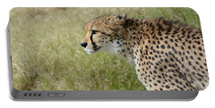 Portable Battery Charger featuring the photograph Spotted Beauty 3 by Fraida Gutovich