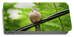 Spotted Dove   Portable Battery Charger