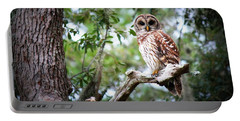 Spotted Owl II Portable Battery Charger