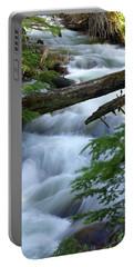 Sprague Creek Glacier National Park Portable Battery Charger