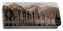Sprague Lake Morning Portable Battery Charger