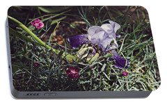 Portable Battery Charger featuring the photograph Spring 2016 17 by Cendrine Marrouat
