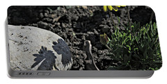 Portable Battery Charger featuring the photograph Spring 2016 32 by Cendrine Marrouat