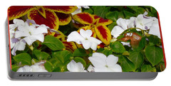 Spring Annuals Portable Battery Charger