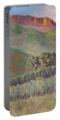 Spring At Hall Ranch Portable Battery Charger