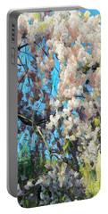 Spring Awakenings Portable Battery Charger by Miriam Danar