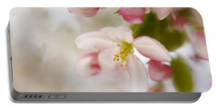 Spring Blossom Whisper Portable Battery Charger