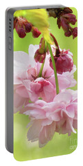 Spring Blossoms #8 Portable Battery Charger