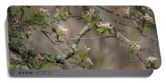 Spring Blossoms 2 Portable Battery Charger