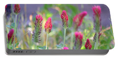 Spring Clover Portable Battery Charger