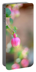 Portable Battery Charger featuring the photograph Spring Comes To South Carolina by Corinne Rhode