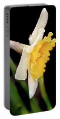Portable Battery Charger featuring the photograph Spring Daffodil Flower by Jennie Marie Schell