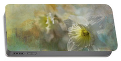 Spring Daffodils Portable Battery Charger