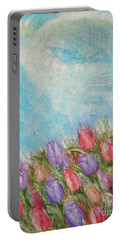 Spring Emerging Portable Battery Charger