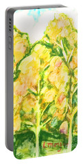 Spring Fantasy Foliage Portable Battery Charger