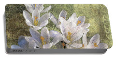 Spring Fantasy Portable Battery Charger by I'ina Van Lawick