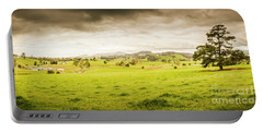 Spring Field In Springfield Portable Battery Charger