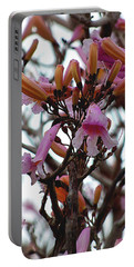 Portable Battery Charger featuring the photograph Spring Flowers 000  by Chris Mercer
