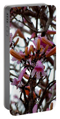 Portable Battery Charger featuring the photograph Spring Flowers by Chris Mercer