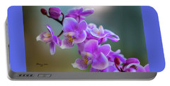 Portable Battery Charger featuring the photograph Spring For You by Marvin Spates