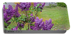 Spring Has Arrived Portable Battery Charger