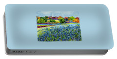 Spring Impressions Portable Battery Charger