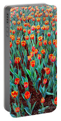 Spring In Holland Portable Battery Charger by Ian Gledhill