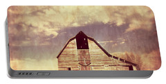 Portable Battery Charger featuring the photograph Spring In Kansas  by Julie Hamilton