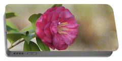 Portable Battery Charger featuring the photograph Spring In Savannah by Kim Hojnacki