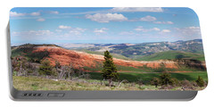 Spring In The Cody Area Portable Battery Charger