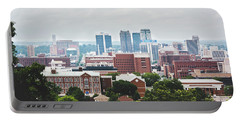 Portable Battery Charger featuring the photograph Spring In The Magic City - Birmingham by Shelby Young