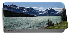 Many Glacier Portable Battery Charger