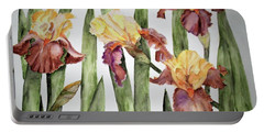 Spring Iris Portable Battery Charger