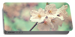 Spring Is Coming Portable Battery Charger by Delphimages Photo Creations